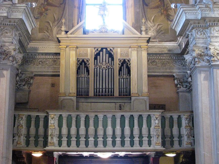 chiesa organo